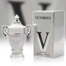 Victorious Men's Perfume by Louis Blanc Eau de Parfum Spray Boxed 100ml