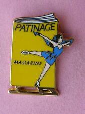 pin's VANDYSTADT patinage variante 4 -  signé ARTHUS BERTRAND PARIS , photo