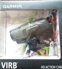 Garmin VIRB 1080p Full HD Helmet Action Camera Recorder LCD Waterproof Cam