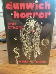 H.P. Lovecraft the Dunwich Horror Arkham House
