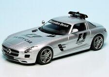 Schuco 1/43 Mercedes Benz SLS AMG Safety Car F1 - 450746400