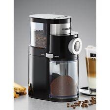 Rommelsbacher EKM 200 Schwarz Kaffeemühle Scheibenmahlwerk 110 Watt