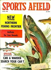 Sports Afield--March 1960-----133