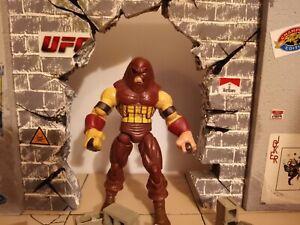 Juggernaut diorama Action Figures DC Marvel X-Men Thing Hulk Hellboy Apocalypse