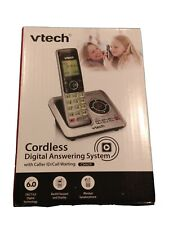 NEW Vtech DECT 6.0 Expandable Cordless Phone w/Caller ID/Answering Machine