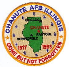Chanute Afb, Illinois, 1917-1993, Gone But Not Forgotten Y
