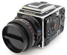 Hasselblad *205TCC Medium Format + Planar FE 80mm F2.8 T* Lens. E12 6x6 Holder