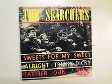 """SEARCHERS: Sweets For My Sweet +3-France 7"""" 63 Disques Vogue Pye PNV.24108EP PCV"""