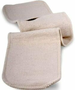 100% Cotton Professional Double Oven Glove Chef Catering Home Kitchen Restaurant