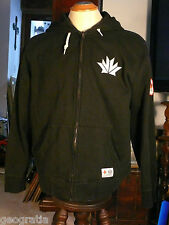 HBC Hudson's Bay Olympics Men's Black Hoodie Sweater Size L