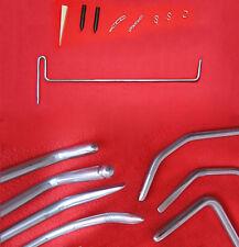 20-teiliges  Ausbeulwerkzeug - Ausbeullanzen   *NEU*