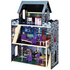 Monster Mansion Wooden Doll House