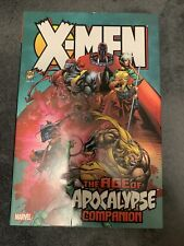 X-Men The age Of Apocalypse Companion Omnibus Marvel USED GREAT CONDITION