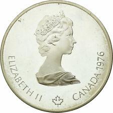 [#654766] Coin, Canada, Elizabeth II, 10 Dollars, 1976, Royal Canadian Mint