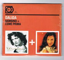 DALIDA - BAMBINO + COME PRIMA - 49 TITRES - 2010 - CD NEUF NEW NEU