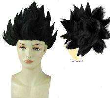 black Cosplay Costume Wig Dragon Ball Z Goku Japan Anime Wig+wigs CAPAE224