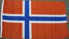 3X5 NORWAY FLAG NORWEGIAN FLAGS EUROPE EU SIGN NEW F533