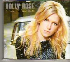 (DR445) Holly Rose, Down To One Kiss - 2009 CD