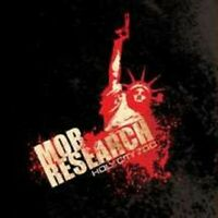 """MOB RESEARCH """"HOLY CITY ZOO"""" CD INDUSTRIAL ROCK NEU"""