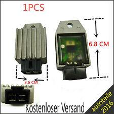 50110125150 Neu Universal-Motorrad 12V Spannungsregler Gleichrichter 4 Pin