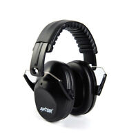 Ear Muffs Hearing Foldable Noise Reduction 26dB Protection Gun Shooting Range