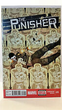 Marvel Comics Volume 10 The Punisher 15 Bagged and Boarded  2014 to 2015