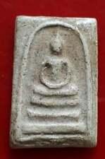Real Thai Antique Rare Amulet Old Phra Somdej LP TOH Wat Rakang Phim Yai Pendant