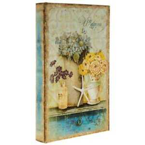 Seaside Lined Book Box
