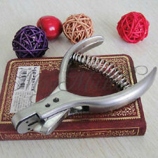 Garment Pattern Notcher Designer Tailors Steel Sewing Pliers Punch Marker New  タ