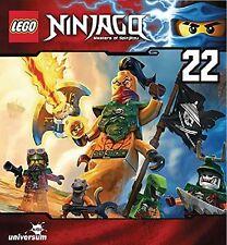 CD * LEGO NINJAGO - HÖRSPIEL ZUR TV-SERIE FOLGE 22 # NEU OVP