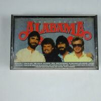 Alabama Cassette The Touch