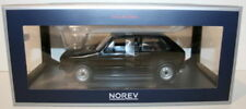 Voitures, camions et fourgons miniatures noirs NOREV VW