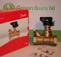 *New DANFOSS LENO MSV-0 Part No. 003Z4024 Manual Ballancing Valve DN32 Rp1 1/4