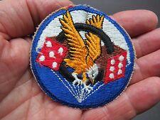 Original 1950's-60's 506th Army Airborne Regiment Patch