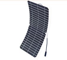 Pannello solare fotovoltaico 12 Volt 10 Watt flessibile