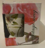 Portmeirion Vintage Mug New In Box