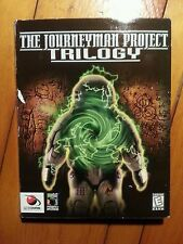 The Journeyman Project Trilogy (PC, 1999). 8 Discs. Free Shipping!