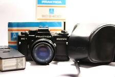 PRAKTICA BC 1 ( BC 1 ) 35mm SLR Film Camera + Pentagon 50mm Lens 1:1.8 MC