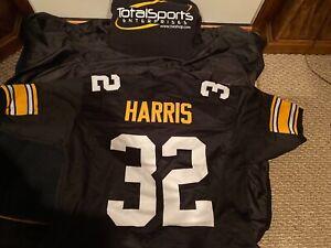 Franco Harris Pittsburgh Steelers Unsigned CUSTOM XL Jersey