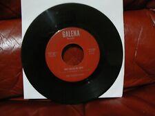 The Executives: Why Make Me Cry - 1966 Very Rare Garage Rock 45 RPM Vinyl Record