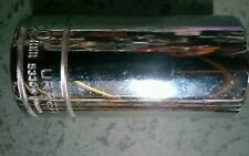 URREA 5330M 1/2-INCH DEEP SOCKET 12 POINT 30MM LONG,CHROME