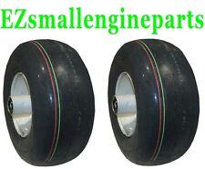 2 Caster Wheel Assy for Exmark Lazer Z 103-0069, 1-644251, 10075, 13 x 650 x 6