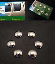 CHROME SIDE CAB COVER SET OF 6 ABS FOR TOYOTA ISUZU NISSAN