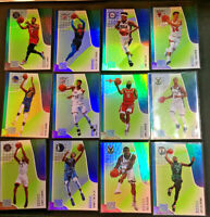 2018-19 Status NBA Basketball Green Parallel Base Cards (Pick Your Cards) BB