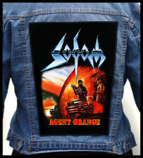 SODOM - Agent Orange - Backpatch Back Patch