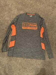Adult XL Under Armour Long Sleeve Shirt