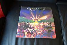 Supertramp – Paris Double Vinyl LP 1980 A&M Records – AMLM 66702