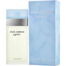 DOLCE & GABBANA LIGHT BLUE 3.3oz Women's Eau de Toilette NEW IN SEALED BOX