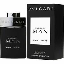 Bvlgari Man Black Cologne by Bvlgari Eau De Toilette Spray 3.4 oz (Men)