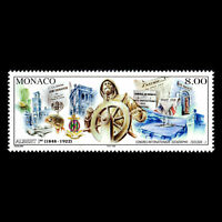 Monaco 1997 - 150th Anniversary of the Birth of Prince Albert I - Sc 2067 MNH